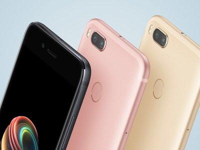 Así se enfrenta el nuevo Xiaomi Mi A1 a sus rivales más directos