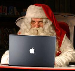 ¿Os ha traido Papá Noel muchos regalos Apple?