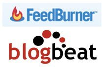 Feedburner adquiere Blogbeat, servicio de estadísticas para blogs