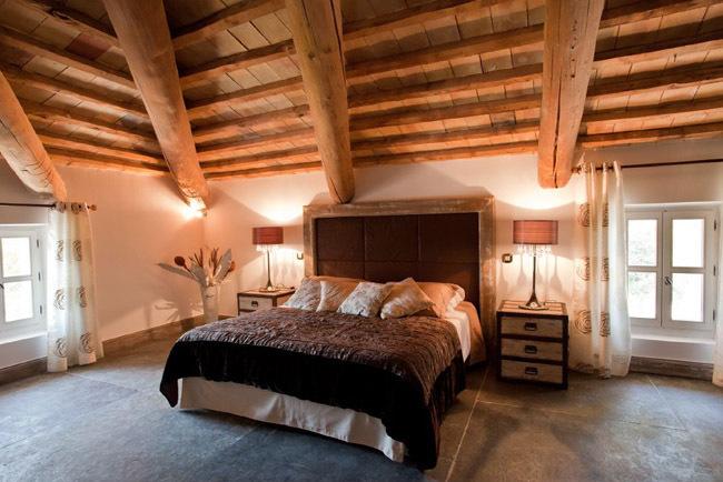 Dormitorio hotel rural