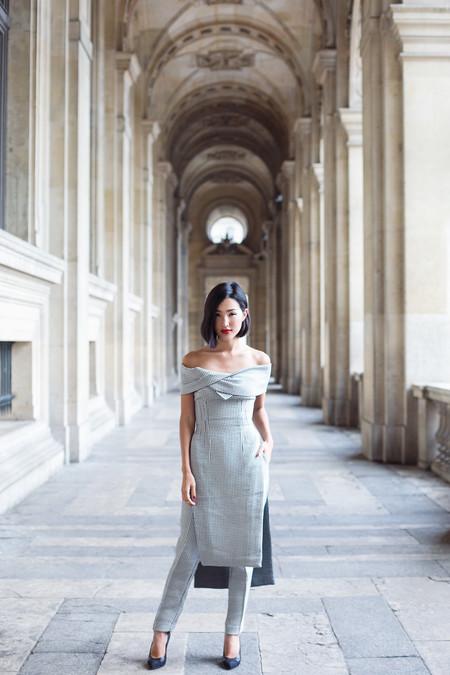 Vestido Cuadros Vichy 08