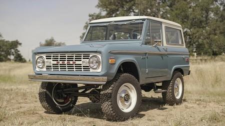 Si no quieres esperar al Ford Bronco 2020, puedes adquirir un modelo clásico restaurado por Icon 4x4