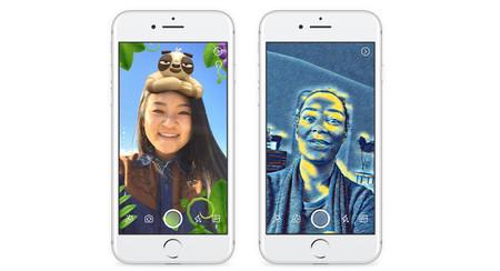 Portada Facebook Snapchat