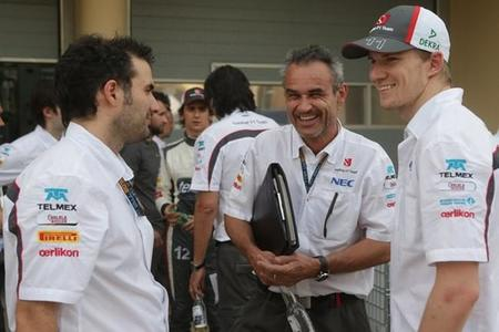 Nico Hülkenberg espera con ganas mejoras en su Sauber