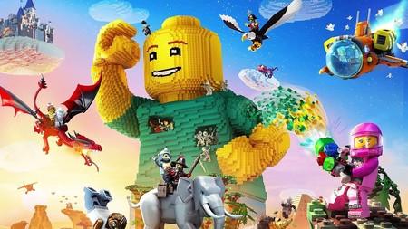 Análisis de Lego Worlds para Nintendo Switch: nunca es tarde si la ficha es buena