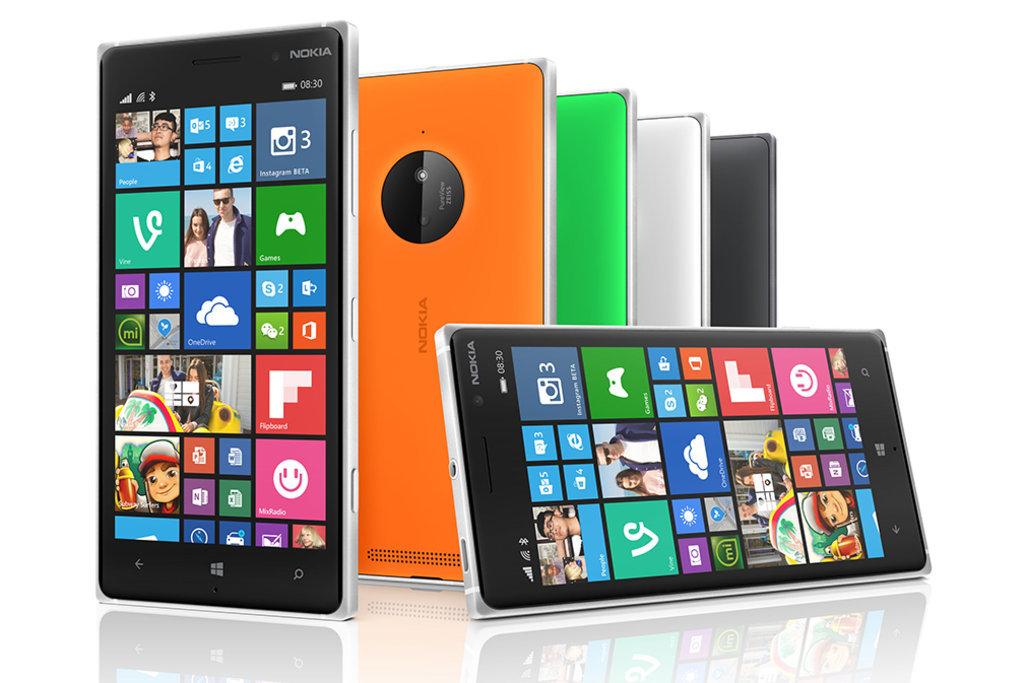 Foto de Nokia Lumia 830 (1/8)