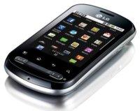 LG Optimus Me, Android para todos