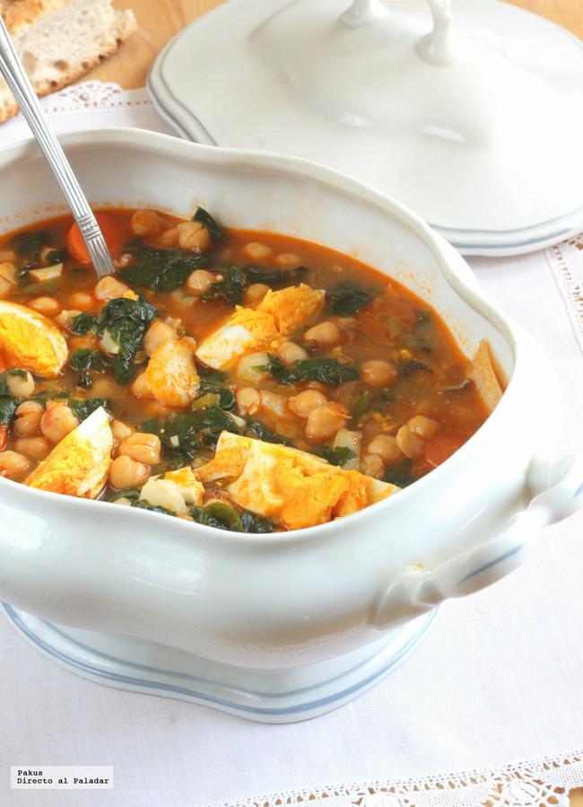 Potaje de vigilia: receta tradicional de Cuaresma y Semana Santa