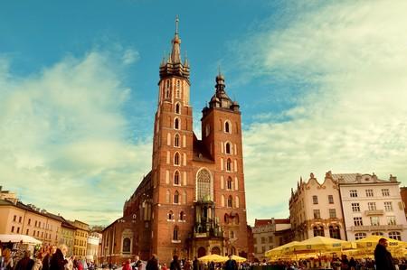 Viaje Low Cost Puente Agosto Cracovia