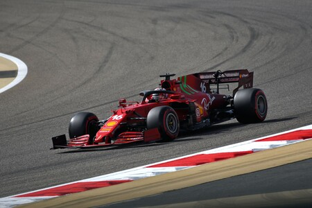 Leclerc Barein F1 2021
