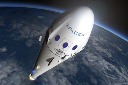 SpaceX anuncia su misión más ambiciosa hasta la fecha: su llegada a Marte en 2018