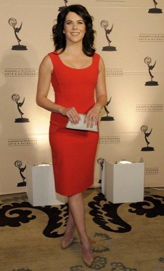 Lauren Graham gala de la Academia de Televisión 2011