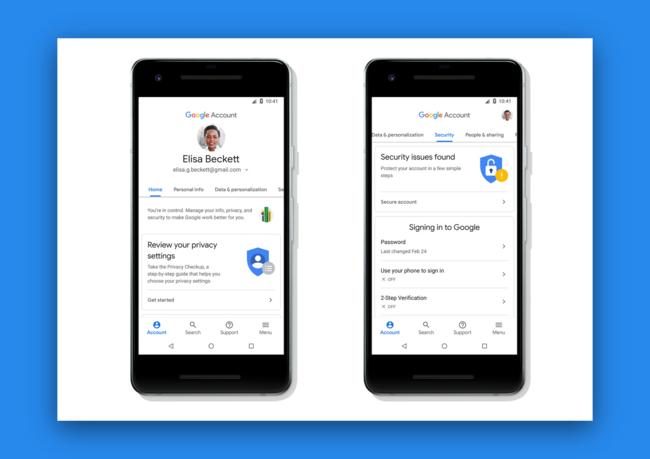 Cuentas De Google Gestion