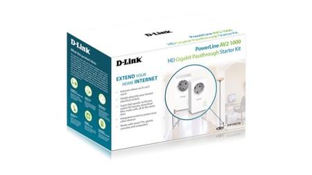 DHP-P601AV, PLC gigabit de D-Link