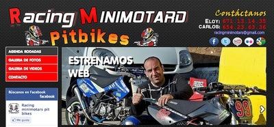 Nueva web de los Racing Minimotard Pitbikes