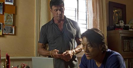 'Una bala en la cabeza', la película