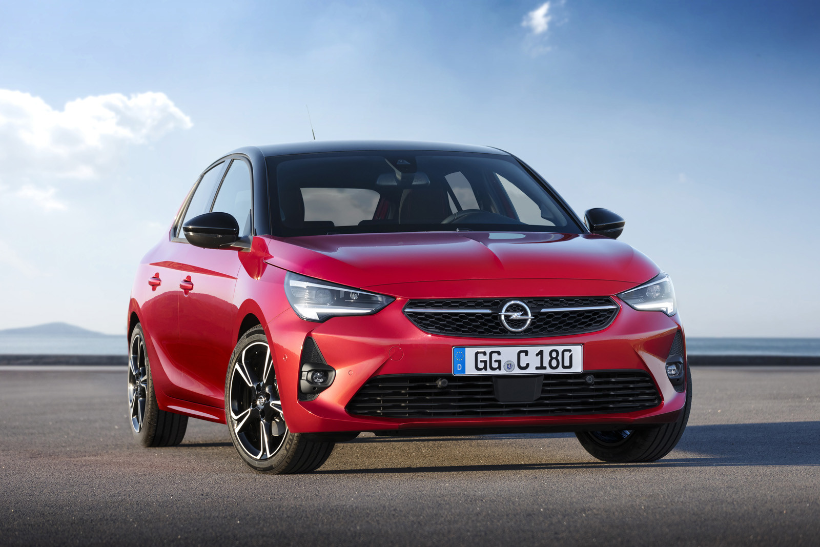 Foto de Opel Corsa 2019 (presentación estática) (7/46)