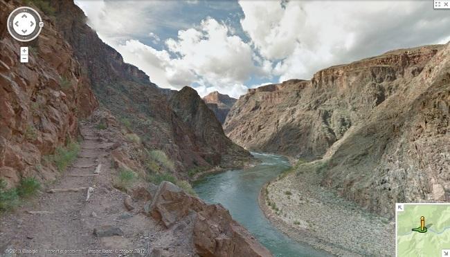Gran Cañón Street View