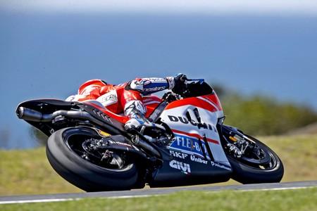 Andrea Dovizioso Motogp Australia 2017 3
