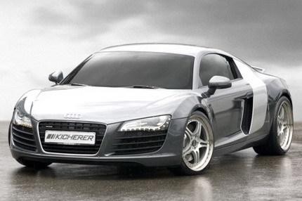 Audi R8 preparado por Kicherer