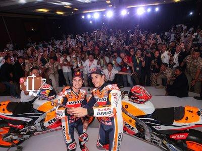El Repsol Honda se presenta en Indonesia con el objetivo de conseguir otro mundial de MotoGP en 2018