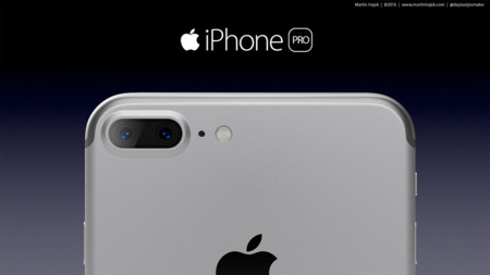 Doble sensor iPhone 7 Plus