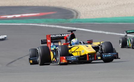 Marcus Ericsson y Jon Lancaster se imponen en Nürburgring