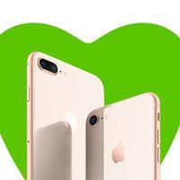 Precios de los iPhone 8 y iPhone 8 Plus a plazos con Movistar