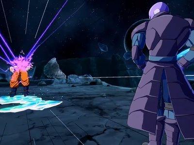Hit, Beerus y Goku Black salen a escena en un impresionante gameplay de Dragon Ball FighterZ