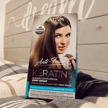 El alisado brasileño con keratina de Kativa tiene dos versiones nuevas: las he probado en mi pelo con mechas en casa y esta es mi opinión (y fotos de resultados)