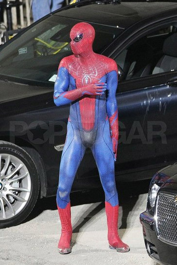 Foto de 'Spider-Man' de Marc Webb, nuevas fotos del rodaje (13/17)