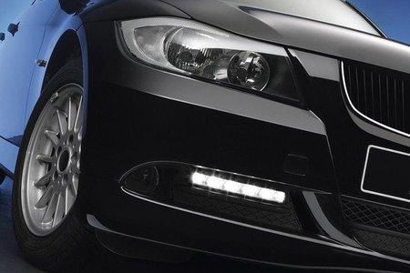 Luces diurnas Hella en BMW Serie 3