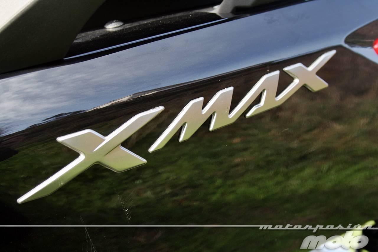 Foto de Yamaha X-MAX 125, prueba (valoración, ficha técnica y galería) (31/46)