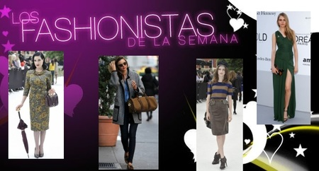 Fashionistas de la Semana: Las famosas se pirran por Burberry