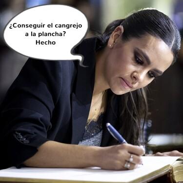 La postura que Cristina Pedroche tardó 3 años en conseguir hacer