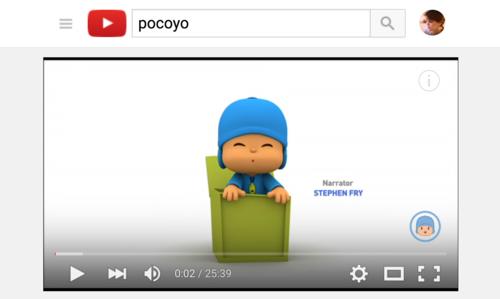 La productora de Pocoyó sigue apostando por YouTube. Y no es la única evidencia del cambio de negocio