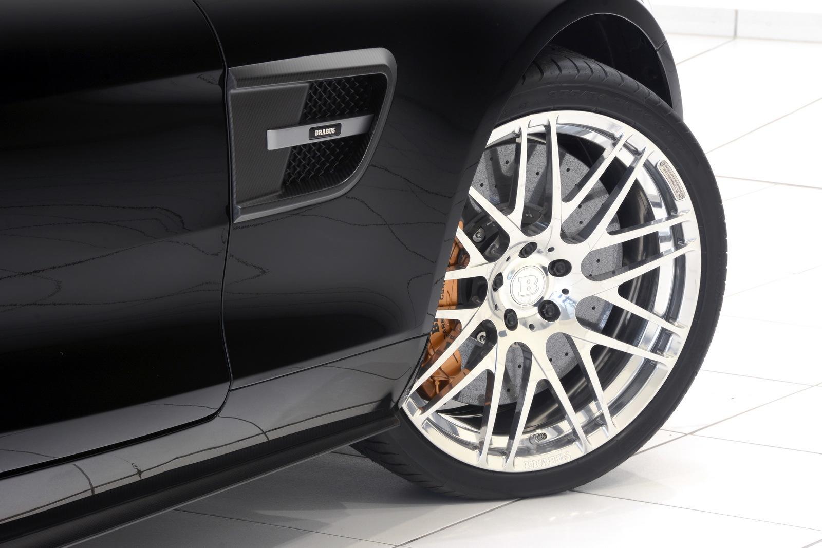 Foto de Brabus Mercedes-AMG GT S (26/38)