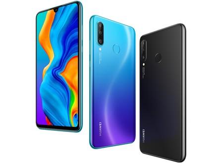 Huawei P30 Lite Nueva Edicion Mexico Telcel