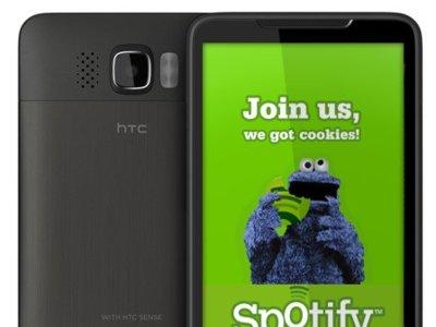 Spotify en Windows Mobile y próximamente en Windows Phone 7