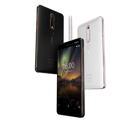 Nokia 7 Plus, así es el primer Android One de Nokia: pantalla con marcos pequeños y doble cámara trasera
