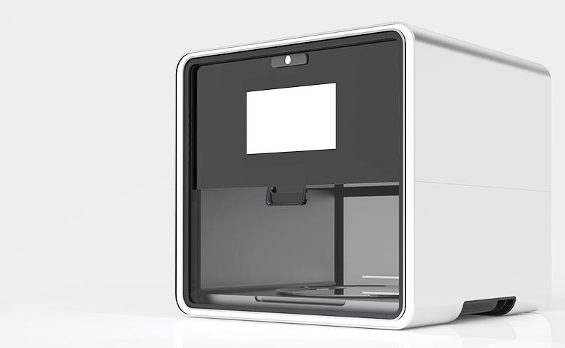 Foodini es una impresora 3D en la que la tinta son alimentos frescos