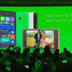 Foto 8 de 31 de la galería nuevos-lumia-830-730-y-735 en Xataka Móvil