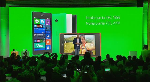 Foto de Nuevos Lumia 830, 730 y 735 (8/31)