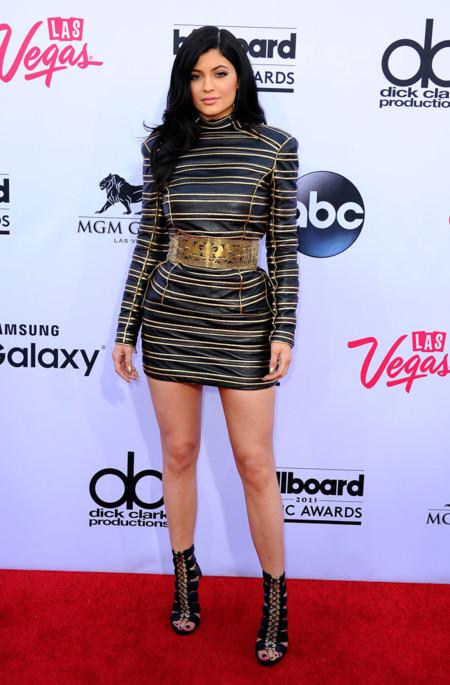 Kylie Jenner Billboard 2015