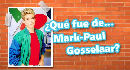 ¿Qué fue de... Mark-Paul Gosselaar?