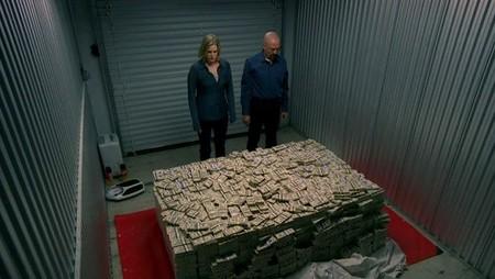 Skyler, Walter y el dinero