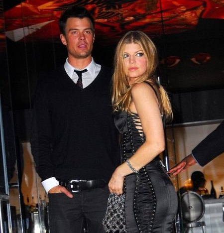 Fergie y Josh Duhamel se recasan