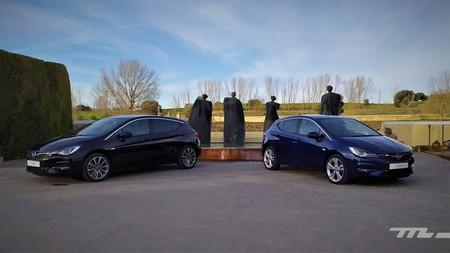Opel Astra 2020 125