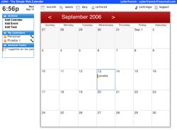 Jotlet, calendario online para pequeños colectivos