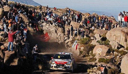 Rally de Argentina 2013: Sébastien Loeb vuelve a triunfar